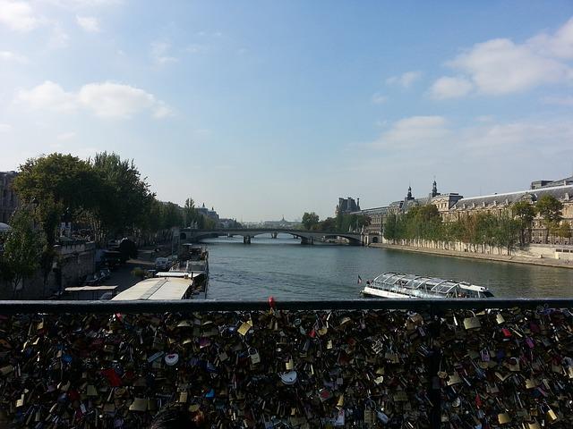Pařížské zámky