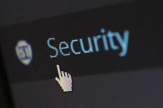 security a kurzor